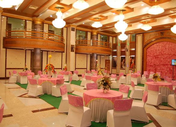 dinning hall hotel in bikaner