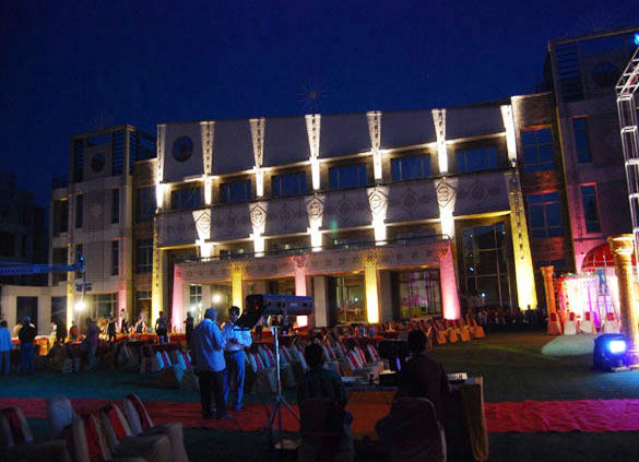 the park paradise wedding venue in bikaner